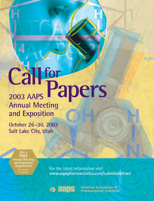 AAPS 2003 Call for Papers