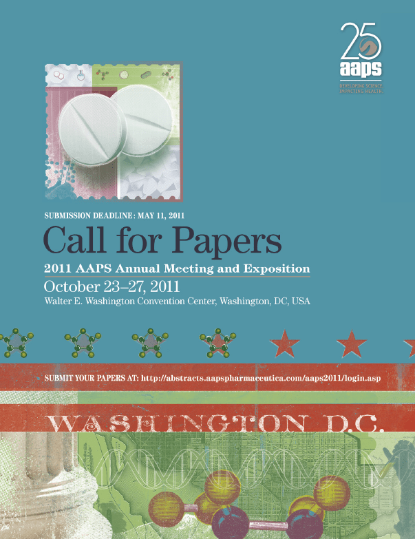 AAPS 2011 Call for Papers