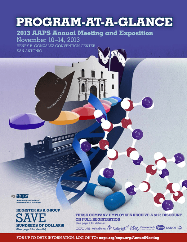 AAPS 2013 Program at a Glance