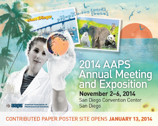 AAPS 2014 Conference Banner