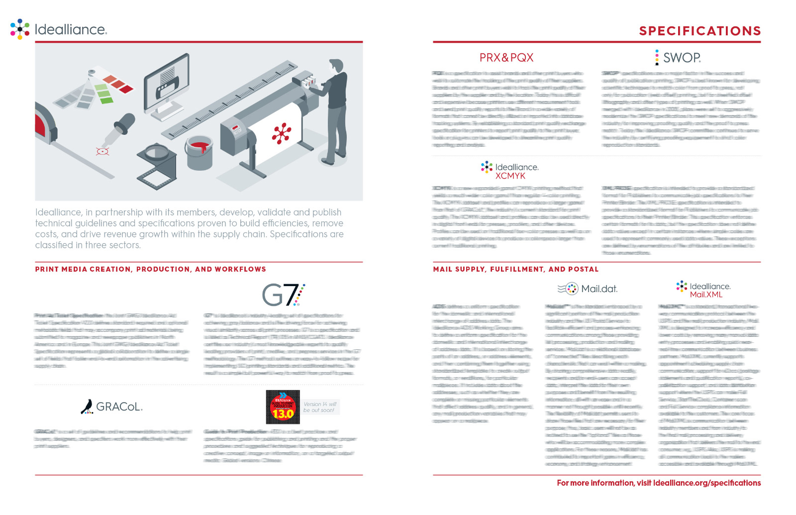 Idealliance Brochure