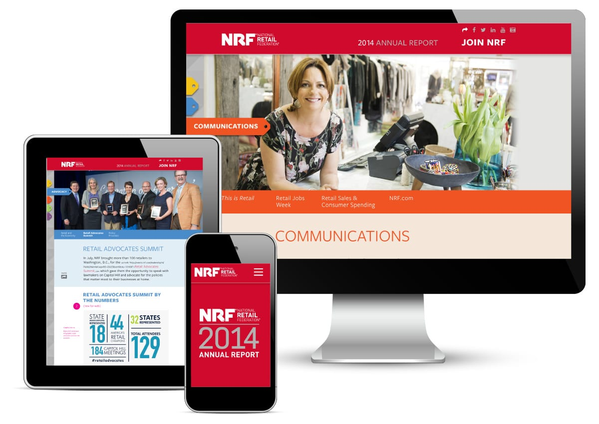NRF 2014 Annual Report Responsive Site