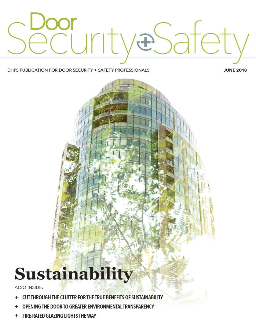 Door Security + Safety Magazine