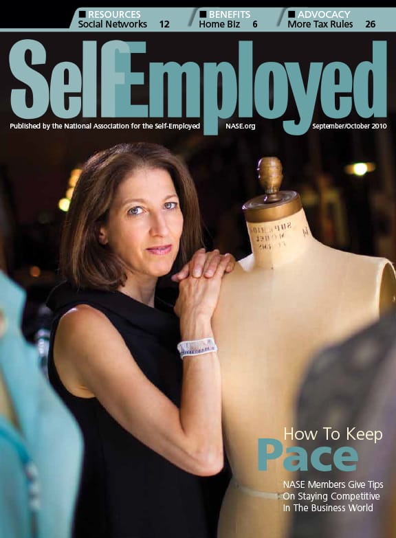 Self Employed Sep Oct 2006