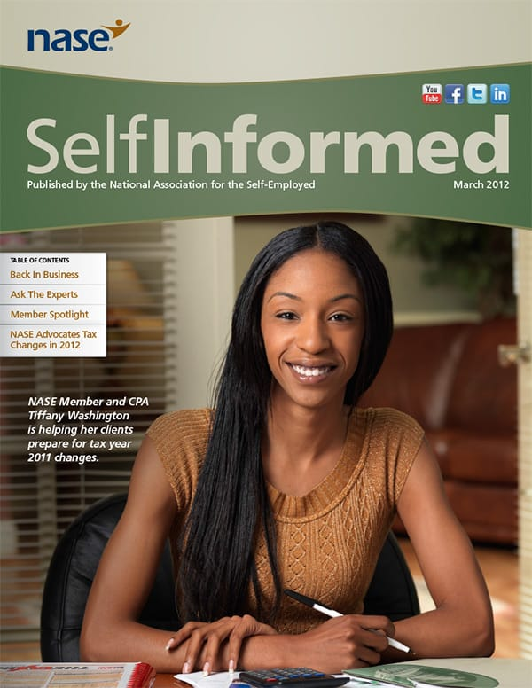 Self Informed March 2012